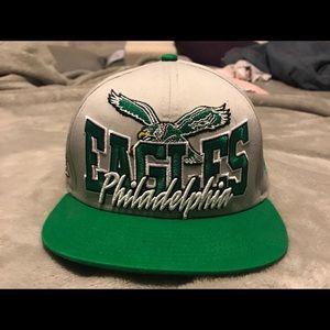 Philadelphia Eagles New Era snapback hat